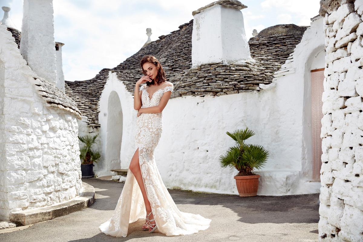 Suknie Ślubne 2018, Trendy ślubne 2018, Eddy K Italia Wedding Dress 2018, Suknia ślubna, Jak wybrać suknię ślubną, Porady ślubne, Poszukiwania sukni ślubnej, Salony sukien ślubnych, Przymiarka sukien ślubnych, Planowanie ślubu