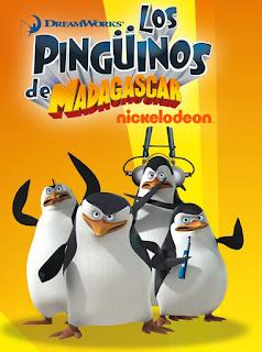 Los pingüinos de Madagascar 1080p Español Latino