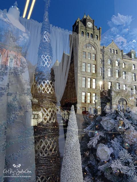 St. John's window shopping