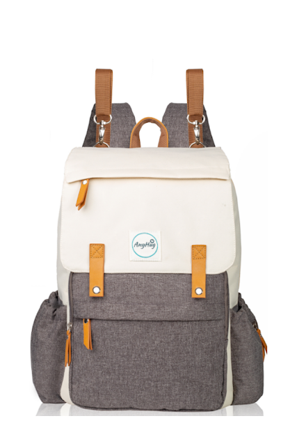 Stylish Functional Baby Diaper Bag Backpack