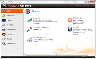 تنزيل برنامج Maxidix Wifi Suite 15.9.2 لإدارة شبكة Wi-Fi
