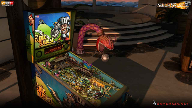 Pinball FX2 Bethesda Pinball Gameplay Screenshot 2