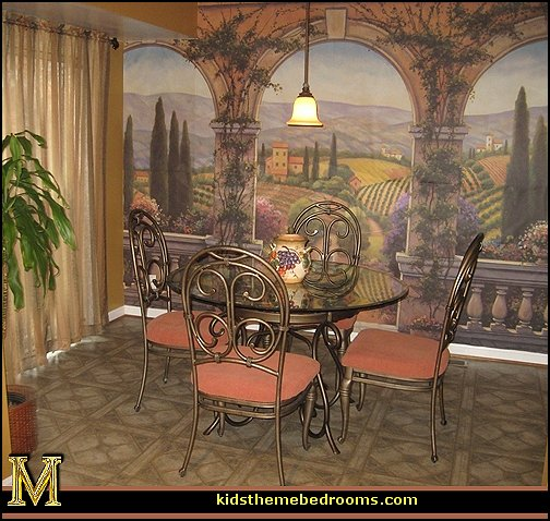 Decorating Theme Bedrooms Maries Manor Tuscan Theme