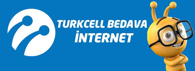 Turkcell Bedava İnternet Kampanyası - QR Kod Okut Kazan