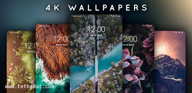 4K Wallpapers - Auto Wallpaper Changer Pro APK خلفيات بدقة 4K للموبايل تحميل برنامج 4K Wallpaper خلفيات 4K 4K Wallpapers Pro APK Wallpaper 4K app خلفيات 4k 2019 خلفيات 4K للهاتف
