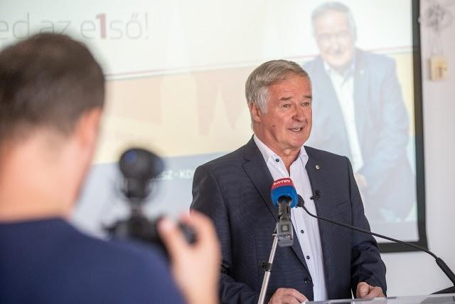 Önkormányzat 2019 - A szegedi egészségügyi ellátást fejlesztené Nemesi Pál polgármesterjelölt