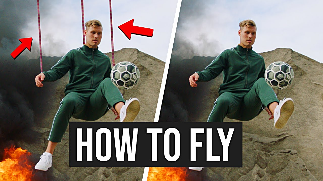 Realistic Flying Effect - Tutorial