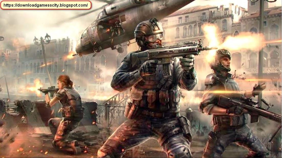 العاب حربية عسكرية استراتيجية للكبار
