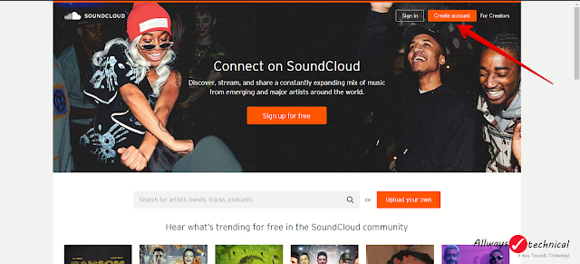 How to download songs from SoundCloud Step 2.