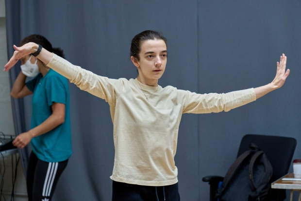 First look: Old Vic release Camp Siegfried rehearsal images