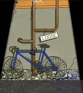 Lost Rooms Basement Escape