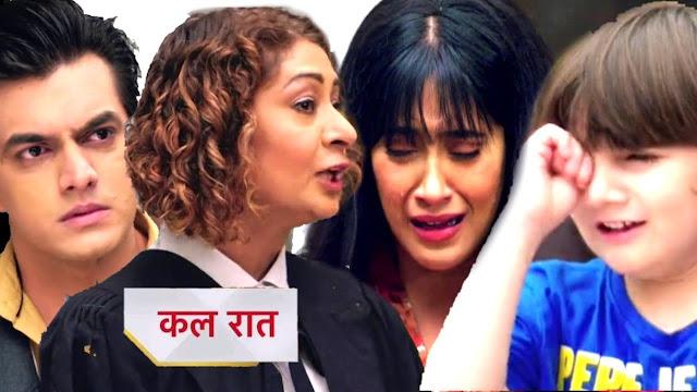 Major Drama : Vedika makes plan to separate Naira  and Kartik in YRKKH