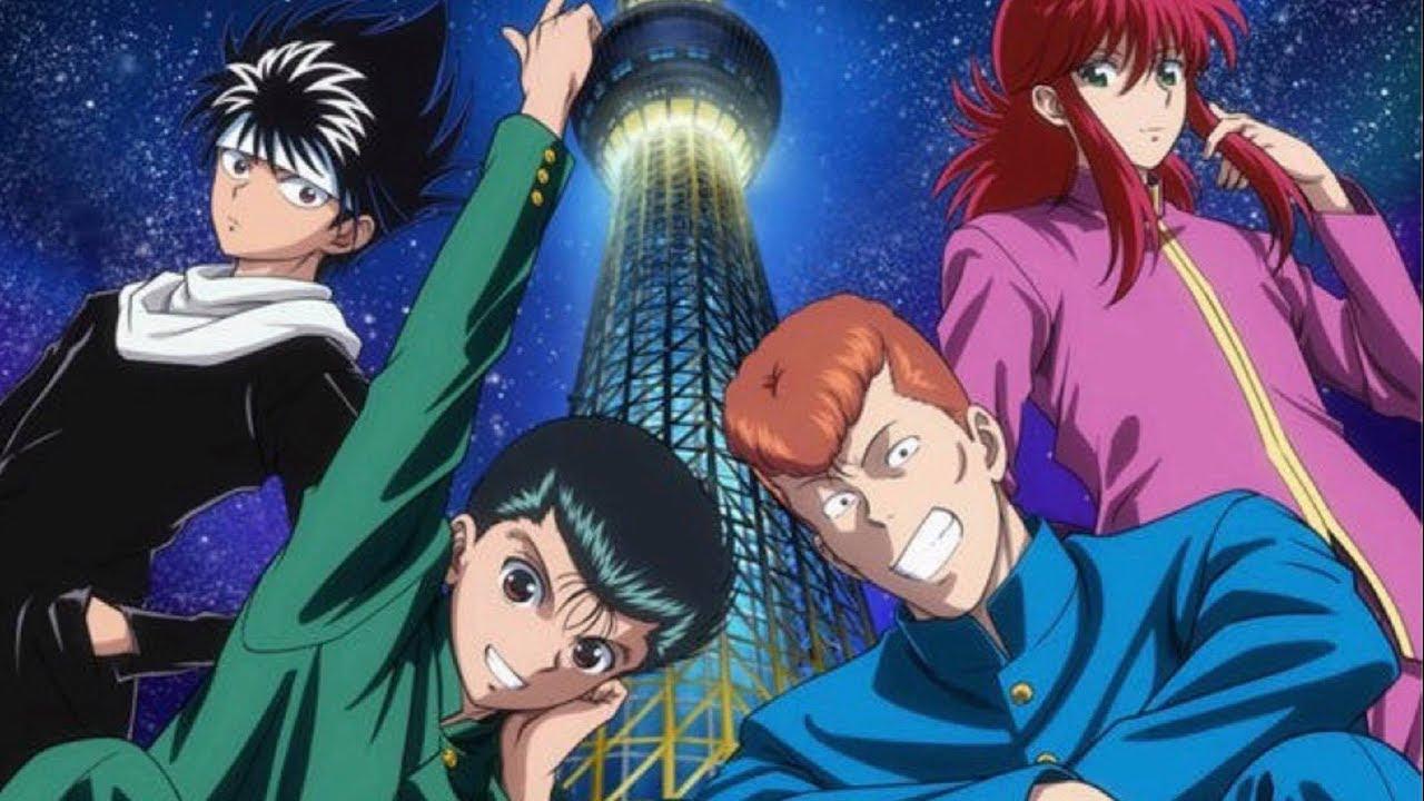 Yu yu hakusho anunciado a histria do novo anime especial de 25 togashi largou um pouco o dragon quest mas para a tristeza dos fs de hunter x hunter segue o hiatos e para a alegria dos fs de yu yu hakusho enfim stopboris Images