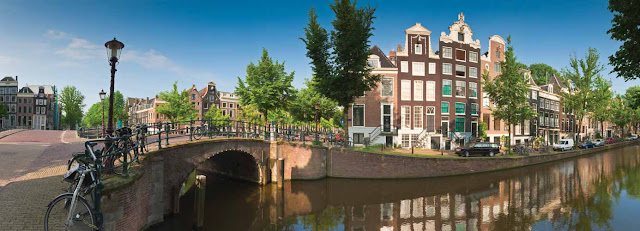 Holland is one of the main tourist hubs of the world.