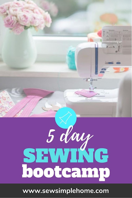 Pull that sewing machine out of the box and learn to sew today with this free sewing course. Learn about your machine, how to understand patterns and fabric. Plus get free beginner sewing projects and tutorials.