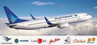 tiket pesawat di Indomaret