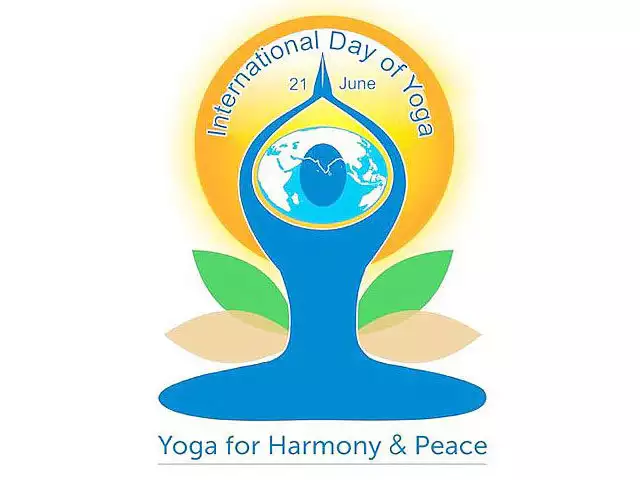 International Yoga Day on 21 June