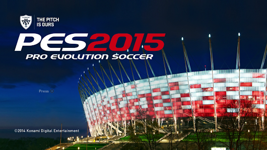 PES 2015 Apk Data Game For Android Smartphone Free Download