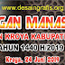 Desain Banner Bimbingan Manasik Haji cdr