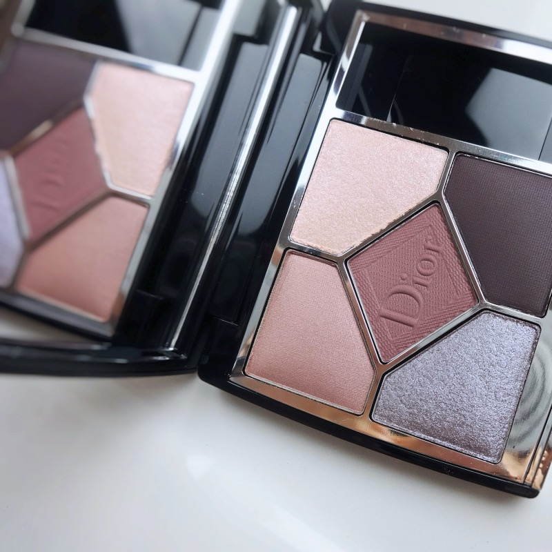 Dior 5 Couleurs 679 Tutu review swatch