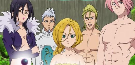 Nanatsu no Taizai 2 – Episódio 11