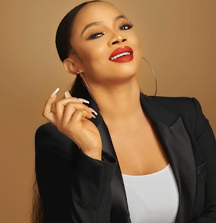 I bought my dream home at 35- Toke Makinwa says as she advises women to seek financial freedom.