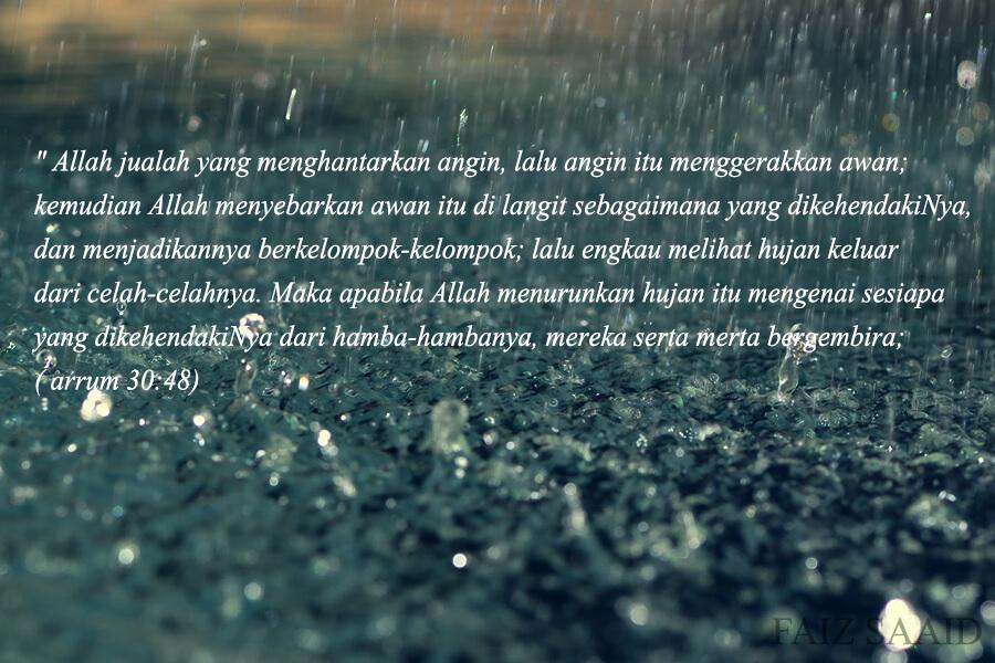 hujan al-quran