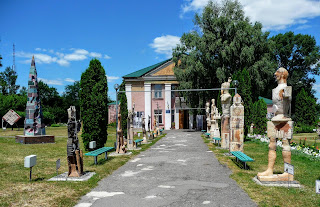 Опошня. Центр популяризации гончарного наследства Украины