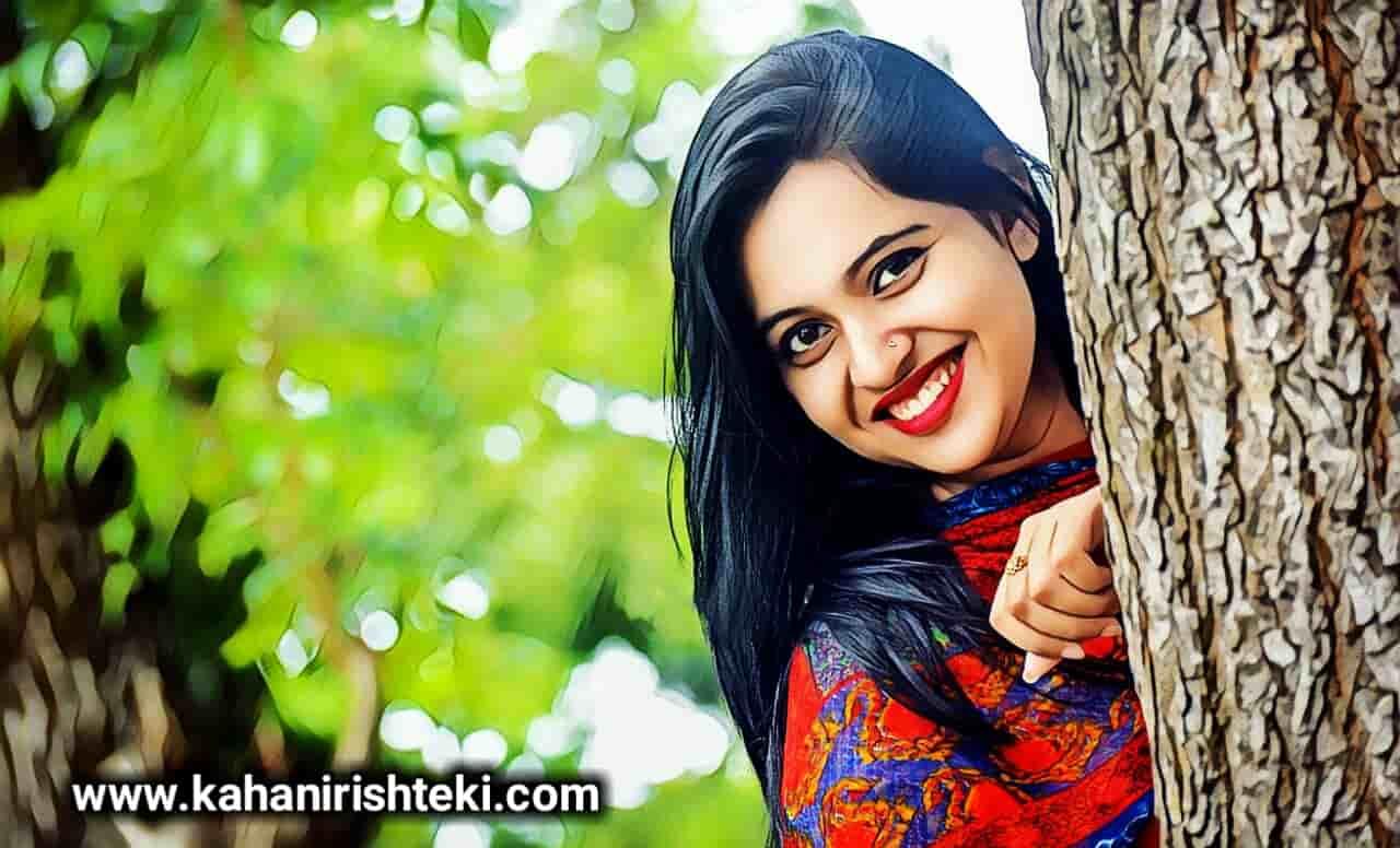 Short Inspirational Story in Hindi - Village life quotes in hindi - beautiful Girl image