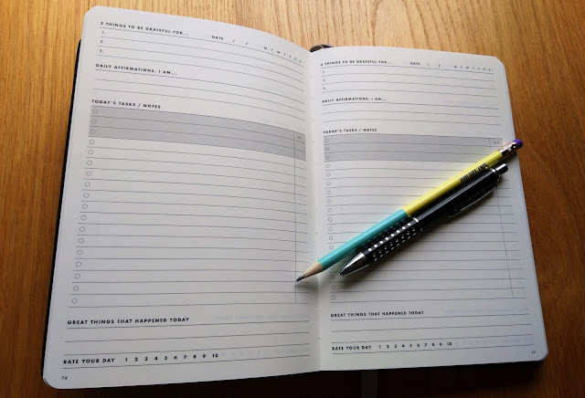 Daily Goal Setter Planner from Mål Paper