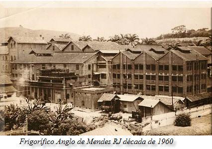 7eec4f9e229 Em 1916 o Grupo Vestey adquiriu as instalações da antiga fábrica de cerveja   Teutônia  (fundada em 1895 e na época pertencente a Brahma) em Mendes (RJ)  ...