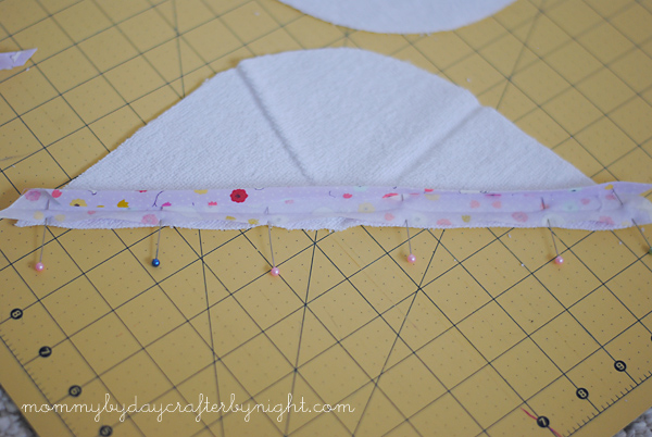 Mommy by day Crafter by night: DIY Dolly Towel Tutorial