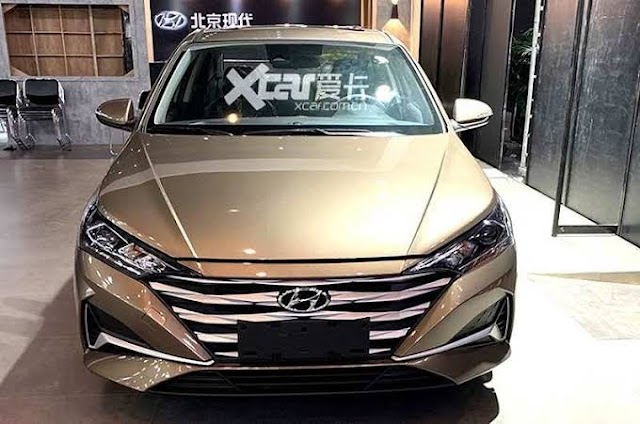 2020 Hyundai Verna facelift is anticipated to launch in india  : Teamstechnology