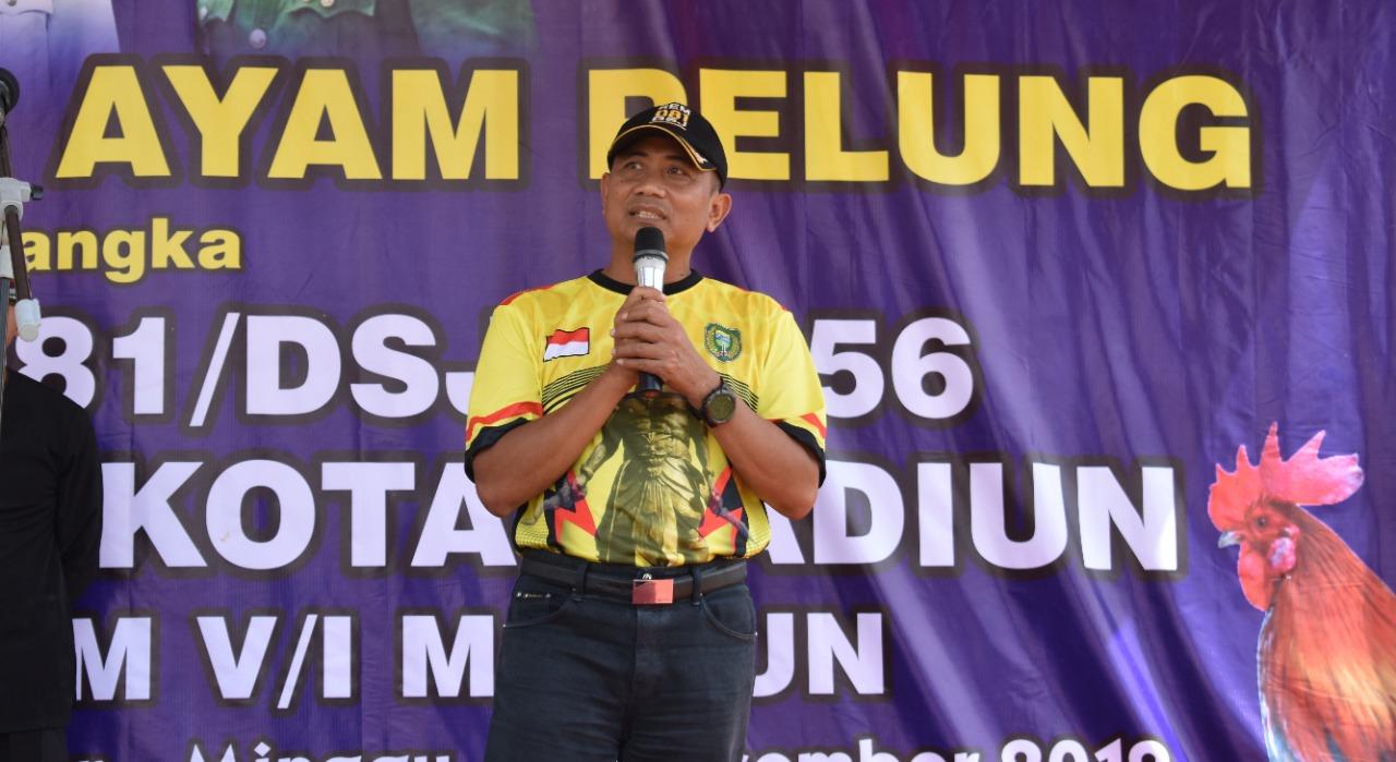 Kontes Besar Ayam Pelung Dalam Rangka HUT Ke-56 Korem 081/DSJ