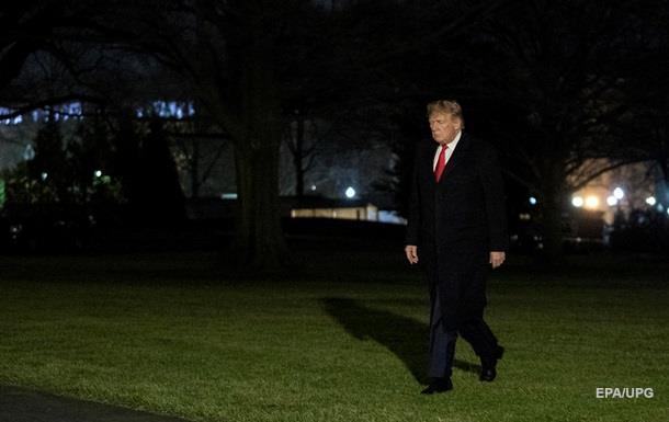 Трамп закликав владу Ірану не вбивати мітингарів