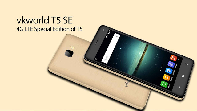 Vkworld T5 SE Lollipop Stock Rom/Firmware