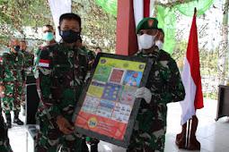 Muhammad Nur Rahmad Ajak Para Perwira di Kodam Tanjungpura Miliki Big Data