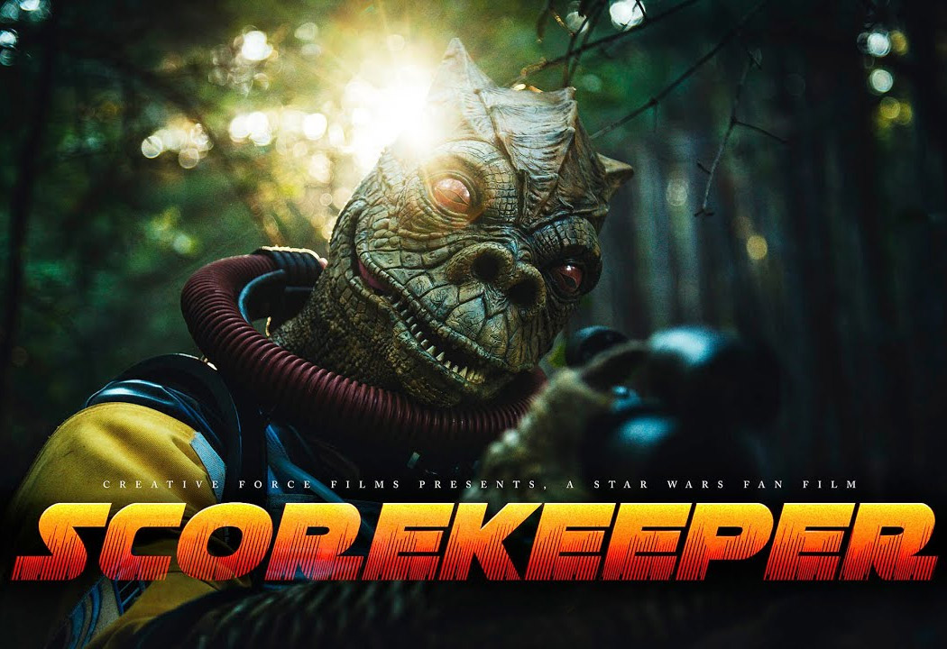BOSSK: SCOREKEEPER - Um fan film de Star Wars que você precisa conferir