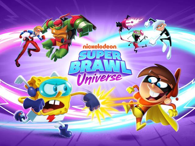 Download Super Brawl Universe Mod Apk 2021 (Latest Version)