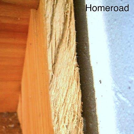 Repairing Cat Scratch Damage on Steps
