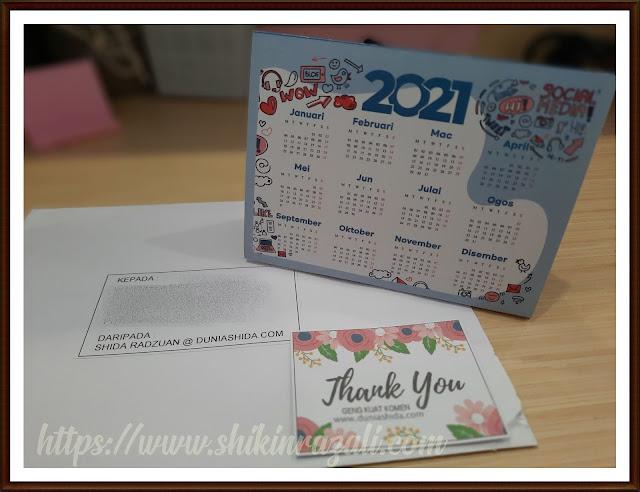 Terima kasih pada blogger DuniaShida..
