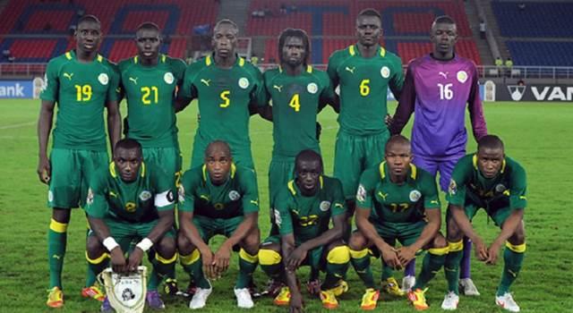 Piala Dunia 2018 Timnas Senegal