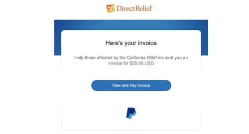 PayPal users are exposed to fraud