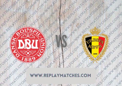 Denmark vs Belgium -Highlights 17 June 2021