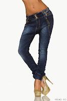 Jeans Heaven Blue (newfashionromania)