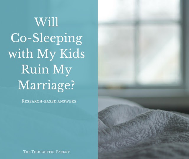 can co-sleeping ruin my marriage
