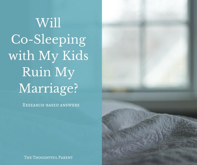 Co-Sleeping Ruin My Marriage?