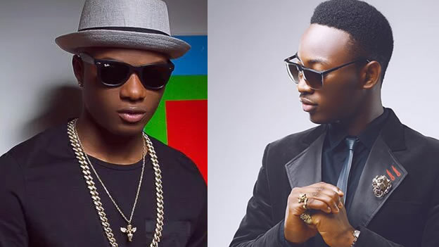 Epic Throwback Photo of Wizkid And Dammy Krane Posing Together Emerges Online