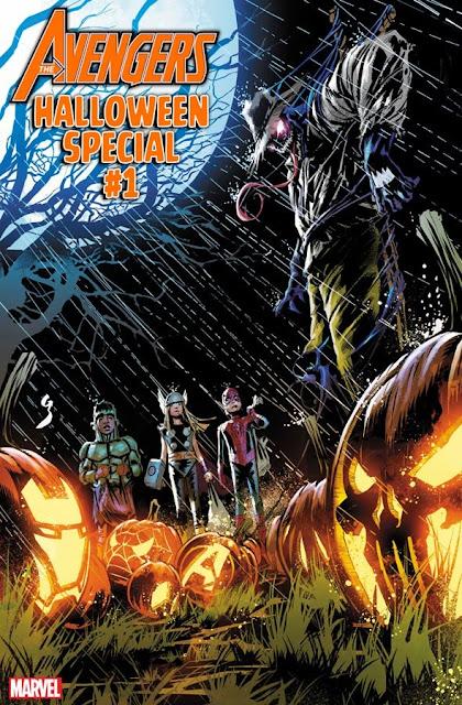 Avengers Halloween Special