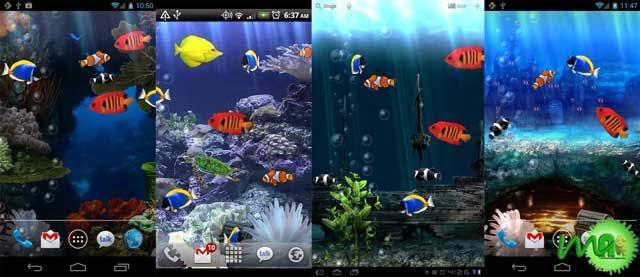 Fish Tank Movie 3d Live Wallpaper Free Download 2017